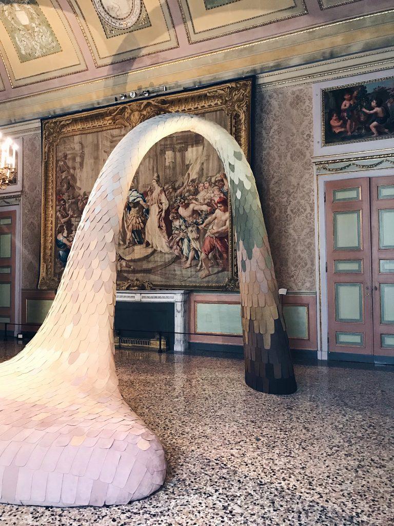 De/Coding. Alcantara in the Tapestry Rooms Milan Design Week 2019 Constance Guisset