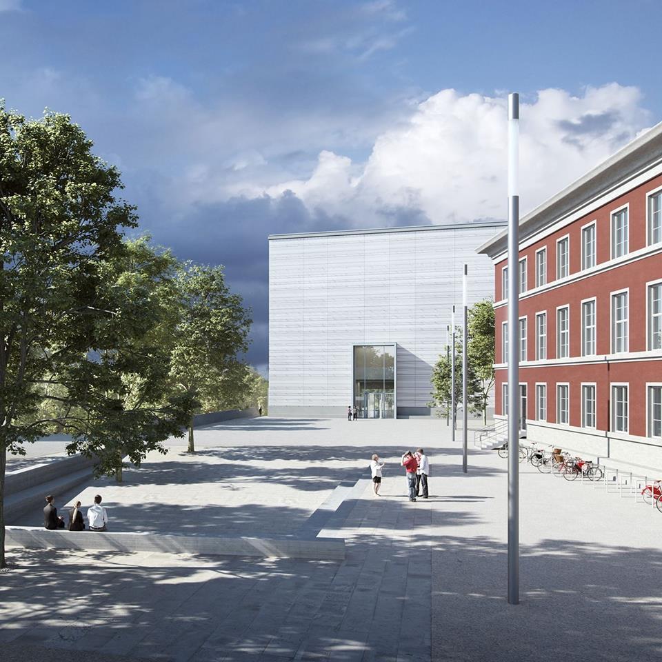 art and design exhibitions in Europe Bauhaus Museum Weimar