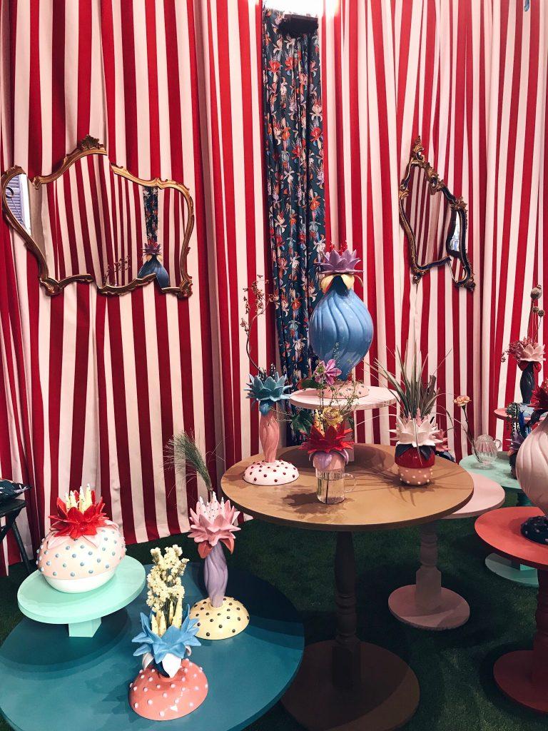 Bitossi Home Funky Table Fuorisalone 2019