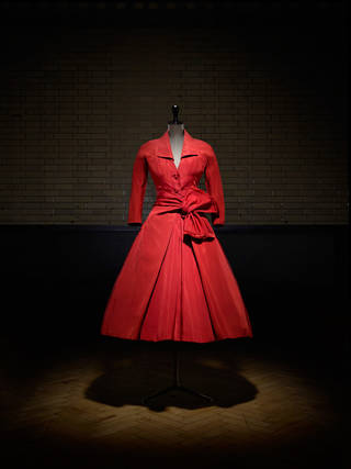 art and design exhibitions in Europe christian dior V&A 2019