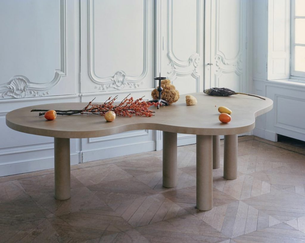 Mediterranean interior: Dialogue table Bonnefoy Marine