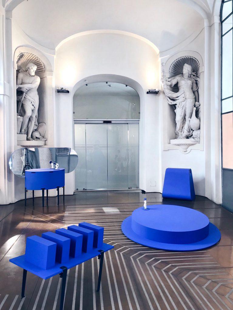 Ecole Comando Palazzo Litta Fuorisalone 2019