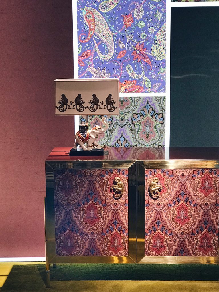 Etro Home Collection 2018 Janis cabinet