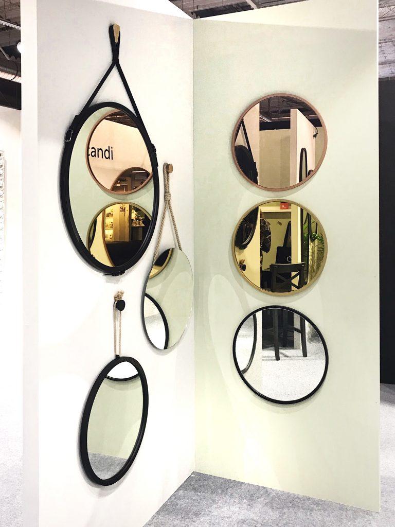 Giera Design mirrors Warsaw Home 2019