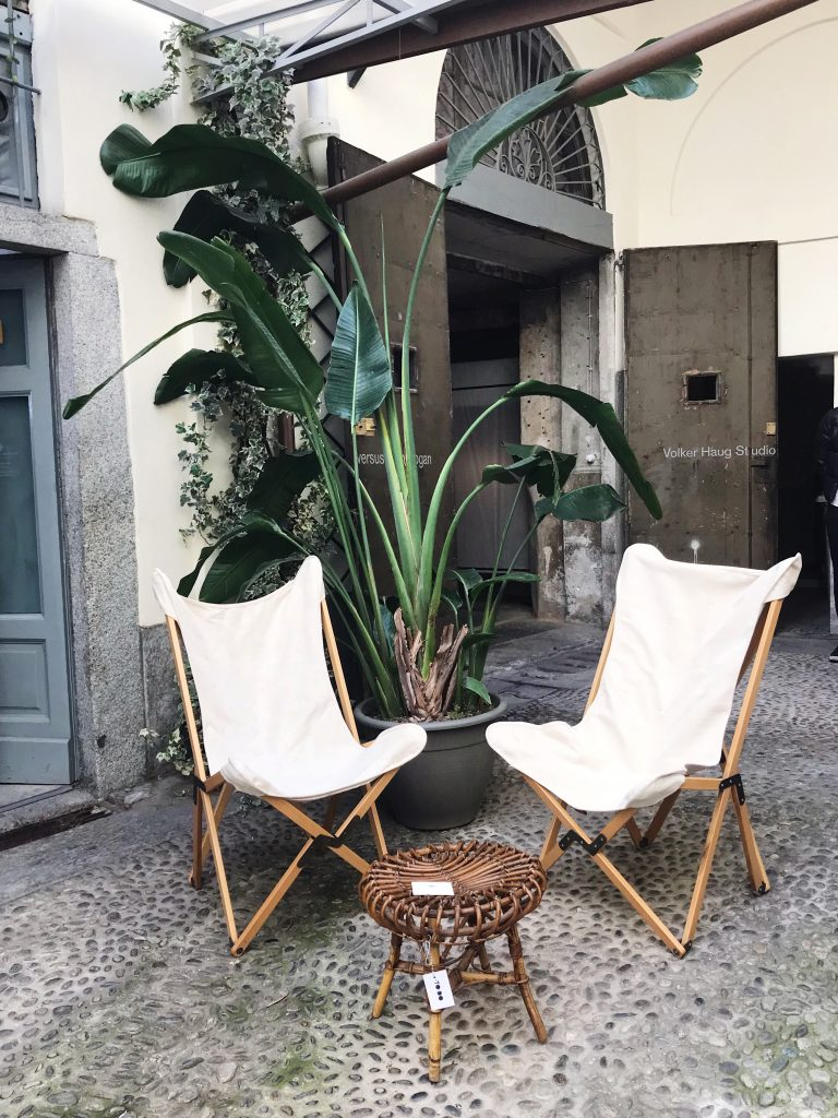 Tripolina chairs by Eligo outdoor furniture trends