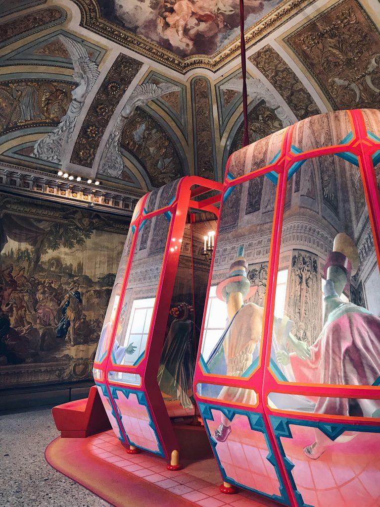 De/Coding Alcantara in the Tapestry Rooms Milan Design Week 2019 Space Popular