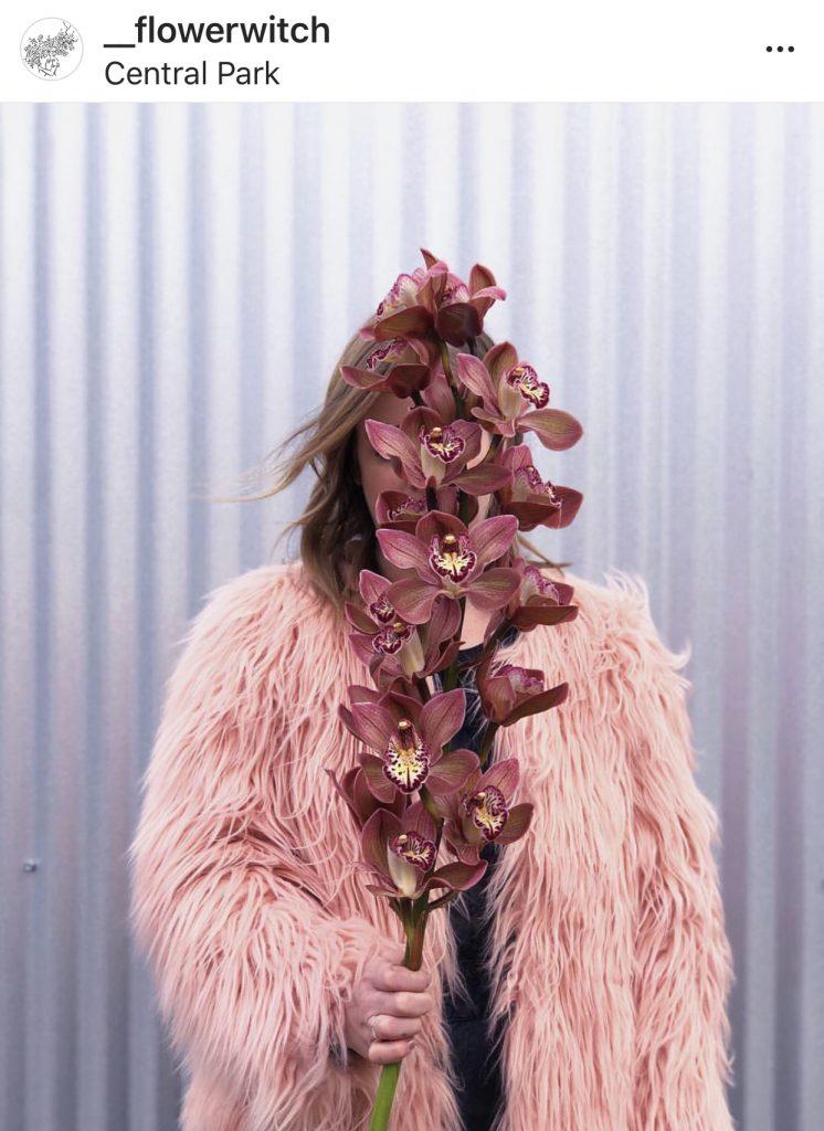 Flower witch florist Instagram