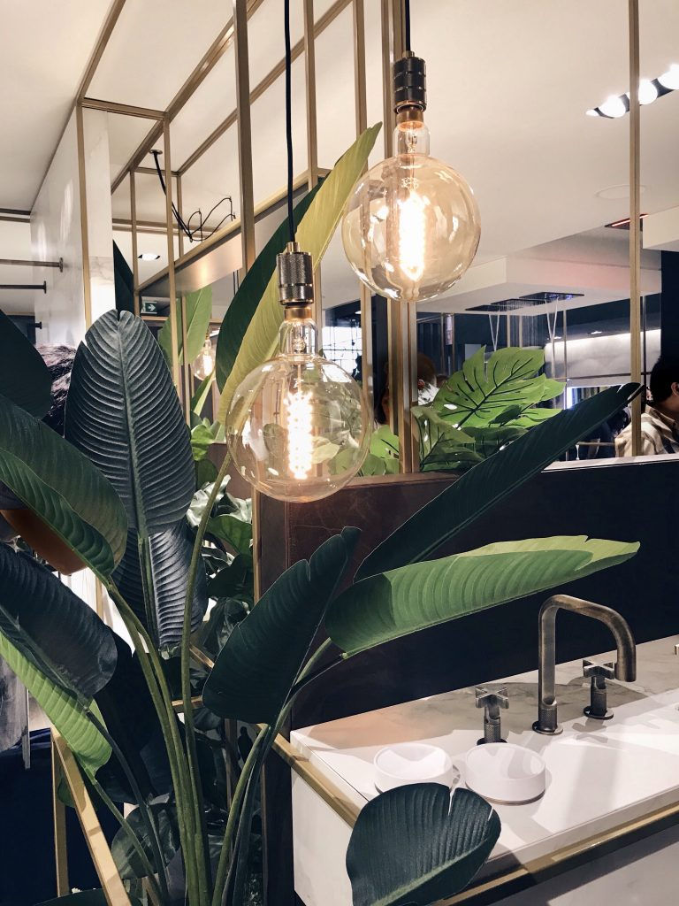 Inciso collection by Gessi and David Rockwell