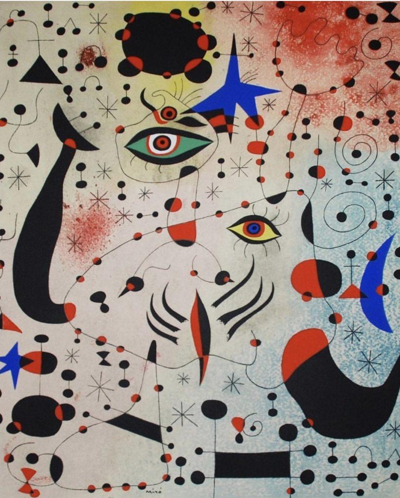 Joan Miró. Il linguaggio dei segni Napoli