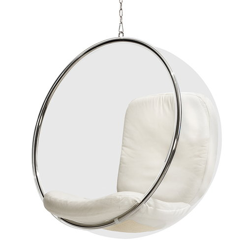 the Bubble chair by Eero Aarnio