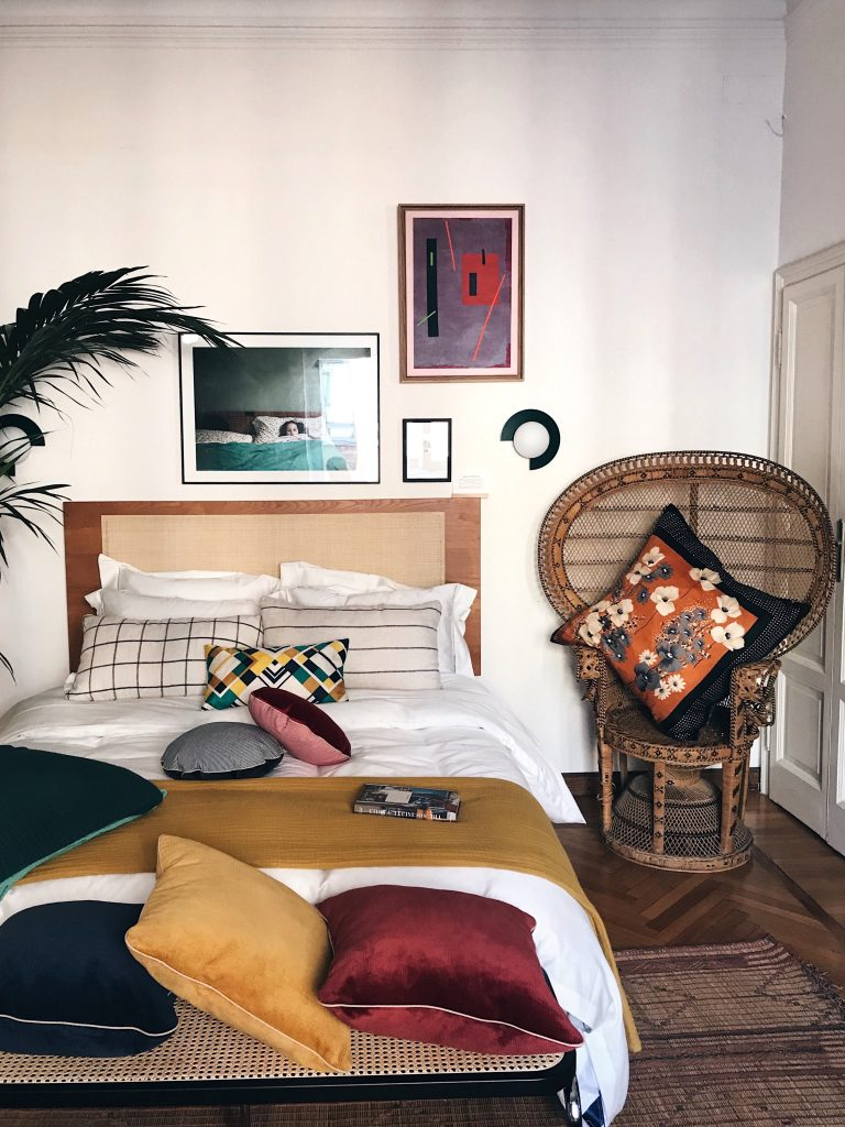 The Socialite Family bedroom