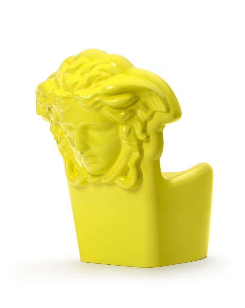 Versace Home Collection 2019 Pop Medusa chair