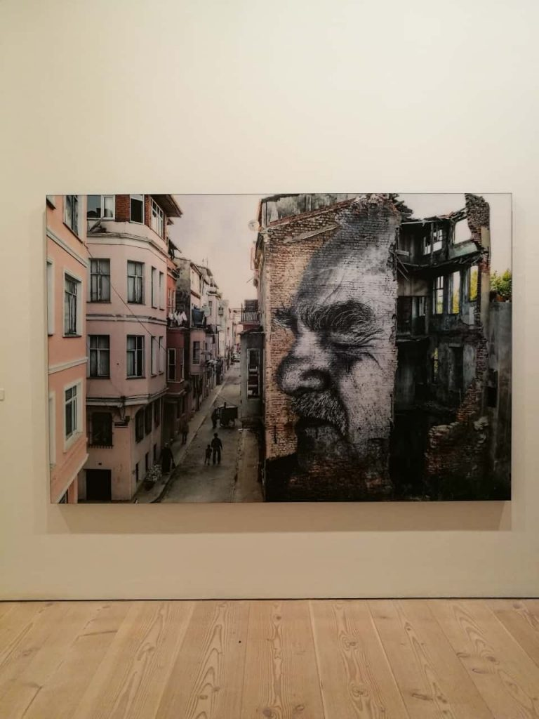 JR: Chronicles, Saatchi Gallery